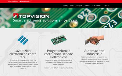 Benvenuti nel nuovo portale TopVision.it